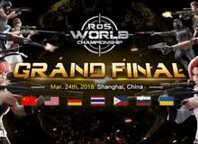 Game khủng Rules of Survival tổ chức giải đấu 10 tỷ đồng vào ngày mai 24/3