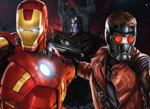 Avengers: Infinity War - Hé lộ đoạn clip tiết lộ cuộc gặp gỡ giữa Thor và Guardians of the Galaxy