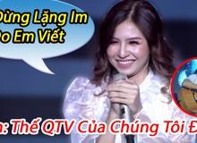 """""""Shin"""" Hồng Vịnh tự nhận sáng tác Xin Đừng Lặng Im tại Sing My Song, Fan QTV quyết tâm đòi lại """"Công Lý"""" Cho Quả Tạ Vàng QTV"""