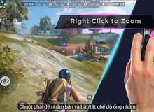 """Hướng dẫn cách chơi PUBG Mobile """"chính chủ"""" trên PC bằng chuột với Bluestacks 3"""
