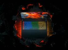 Xiaomi ra mắt mẫu laptop gaming đầu tiên: CPU i7, VGA GTX 1060 mạnh mẽ, đèn LED sáng loá