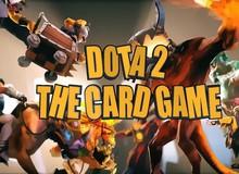"""Cận cảnh lối chơi của Artifact - """"DOTA 2 Mobile"""" phiên bản game thẻ bài cực hot 2018"""