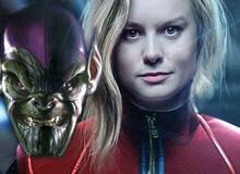 """Captain Marvel: Sự trở lại của hàng loạt """"nhân vật cũ"""" nhưng """"được làm mới"""" trong bộ phim về nữ siêu anh hùng mạnh nhất"""