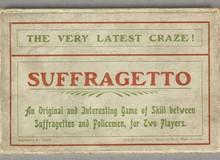 Bạn có biết, hơn 100 năm trước đã từng có một Board game kể về cuộc chiến giữa phụ nữ và cảnh sát đấy