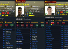 FIFA Online 3: Top 3 thẻ mùa World Best có tính cạnh tranh cao, được game thủ tin dùng nhất