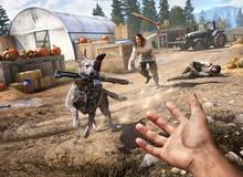 Chơi thử tính năng co-op của Far Cry 5: đua xe bắn súng, lái máy bay thả bom như phim hành động