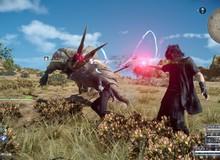 Ngay trong ngày ra mắt, Final Fantasy XV đã gây sốt trên Steam
