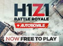 Game sinh tồn đỉnh cao H1Z1 chính thức mở cửa miễn phí vĩnh viễn, game thủ chỉ cần tải về là chơi được ngay
