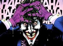"""Joker sẽ tiết lộ quá khứ """"hiền như cục bột"""", cháy bỏng đam mê hài kịch trong phần phim riêng"""