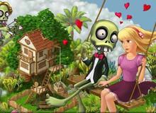 """Zombie Castaways - Tựa game mobile lạ lẫm cho Zombie """"trồng trọt"""" thay vì bắn nát người chúng"""