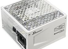 Seasonic ra mắt dòng Prime SnowSilent: Chỉ là nguồn máy tính thôi có cần phải đẹp thế này không?
