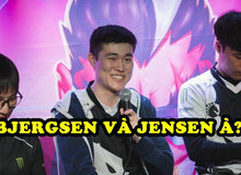 LMHT: Khi hỏi về Bjergsen và Jensen, tân vương LCS Bắc Mỹ trả lời ngắn gọn mà vẫn rất 'thâm'