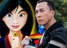 Hết Star War, Diệp Vấn lại góp mặt trong Mulan phiên bản điện ảnh