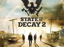 Game bắn zombie siêu hot State of Decay 2 tiếp tục hé lộ demo 11 phút cực hấp dẫn