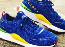 Lộ diện mẫu giày thể thao mới dành cho fan ruột của Sonic
