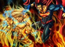 """[Vui] Khi Songoku """"trở thành"""" một siêu anh hùng của DC thì trông sẽ thế này đây"""