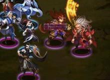 Trải nghiệm Mộng Kiếm 2 - Game thẻ tướng thuần chất kiếm hiệp