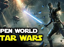 EA đang khởi động dự án game Star Wars thế giới mở đầu tiên trong lịch sử