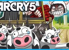 Chết cười với những bug hài hước trong Far Cry 5
