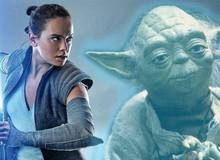 """Star Wars bất ngờ xuất hiện giả thuyết mới, """"Bậc Thầy Jedi"""" có thể trở lại để huấn luyện Rey trong phần 9?"""