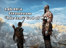 Đúng 1 ngày nữa, bom tấn God of War sẽ chính thức ra mắt; các bạn đã sẵn sàng chưa?