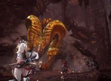 Monster Hunter World giới thiệu quái thú mới siêu khủng khiếp, đủ sức cân 16 vị anh tài một lúc