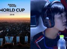Liên Quân Mobile: Nếu GameTV vô địch, XB sẽ có hy vọng được đi Chung kết thế giới