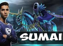 DOTA 2: Evil Geniuses, bí ẩn đằng sau vị trí offlane của Sumail
