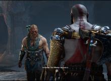 """Kratos tiếp tục gây thù chuốc oán khi """"xử tử"""" con trai của Thor"""