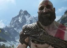 Chết cười với khuôn mặt hài hước của Kratos trong tính năng mới của God of War