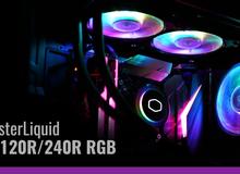 Cooler Master giới thiệu tản nhiệt nước RGB AIO: Vừa mát vừa đẹp lại dễ lắp đặt