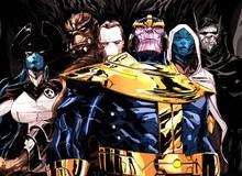 Avengers: Infinity War - Black Order, hội tay sai bá đạo của Thanos gồm những nhân vật đáng sợ nào?