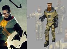 Ngắm phiên bản phác thảo của 10 nhân vật nổi tiếng trong làng game, số 3 sẽ khiến bạn ngạc nhiên