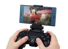 Tay cầm PS 4 giờ còn chơi được cả game trên điện thoại di động, quá đỉnh!