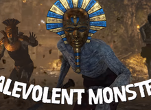 [Giới thiệu game mới] Strange Brigade – Chinh phục vùng đất của các vị thần Ai Cập