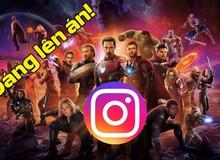 Cộng đồng mạng phẫn nộ với hành động quay lén bom tấn Avengers: Infinity War và tung lên Story Instagram