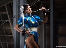 """Nóng mắt với cosplay nàng Chun-Li """"chân thon"""" trong Street Fighter"""