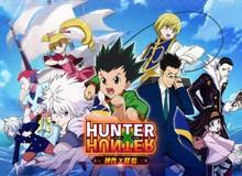 Hunter x Hunter bất ngờ lộ diện bản mobile hành động chất lừ từ Tencent Games