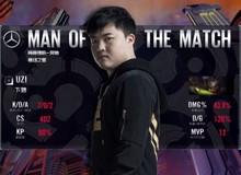 """LMHT: Xóa bỏ danh hiệu """"Vua Về Nhì"""", siêu xạ thủ Uzi chính thức có được chức vô địch Trung Quốc cùng RNG"""