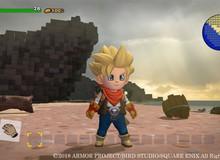 Lộ diện những hình ảnh đầu tiên của Dragon Quest Builders 2: RPG Nhật Bản mang phong cách Minecraft