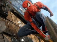 """Bom tấn Spider-Man ấn định ngày ra mắt trong năm 2018, tuy nhiên game thủ PC cũng chỉ biết """"gạt nước mắt"""" mà thôi"""