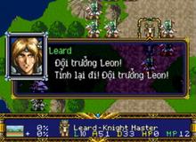 Khâm phục game thủ đã dành hơn 9 năm để hoàn thành bản Việt hóa cho tựa game huyền thoại Der Langrisser