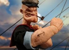 Trở về tuổi thơ với bộ đồ chơi siêu ngầu lấy chủ đề về thủy thủ Popeye