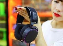 Trên tay SteelSeries Arctis Pro: Tai nghe gaming đẹp ngất ngây, giá cũng... ngây ngất