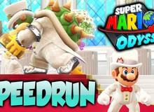 Bị đối thủ vượt mặt, cao thủ Mario phục thù bằng cách lập kỷ lục thế giới 3 lần liên tiếp