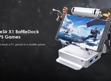 """GameSir X1 BattleDock - Thêm một công cụ giúp bạn """"nghiền nát"""" đối thủ trong PUBG hay Fortnite bản mobile"""