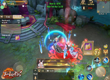 Trải nghiệm Thiên Long Kiếm - Thiên đường trong mơ cho các tín đồ game mobile kiếm hiệp