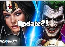Superman bị giảm sức mạnh trong bản Update mới nhất của DC Unchained