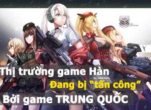 Trớ trêu thay khi 16/20 game trong top doanh thu game mobile của Hàn Quốc lại là game Trung Quốc