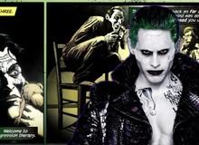 Sau 2 năm, cuối cùng thì fan DC đã tìm được thêm một Easter Eggs nữa về Joker trong Suicide Squad